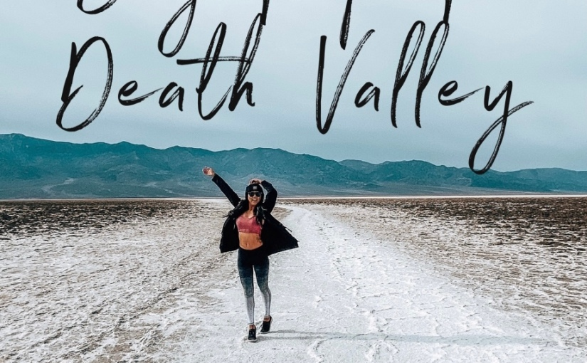 Day Trip To Death Valley